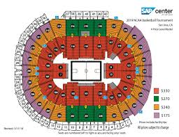 Final Four Seating Chart 2019 Ncaa Mens Division I Basketball Championship First And