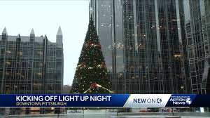 Pittsburgh Social Lights Light Up Night Schedule Pittsburgh Prepares To Welcome The
