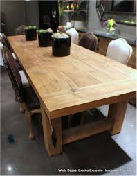 stunning large wood dining room table amazing ideas long rectangular solid horrible points how to refinish
