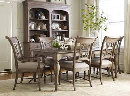 furniture weatherford piece dining table weatherford  piece dining set with canterbury table and quatrefoil bac
