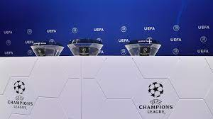 UEFA Champions League, Auslosung Vorrunde   UEFA Champions League