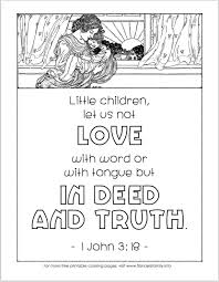 Coloring pages for kids by mr. Coloring Pages For Valentine S Day Flanders Family Homelife