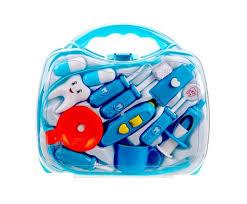 <b>Наша Игрушка</b> Набор доктора-дантиста в чемоданчике (12 ...