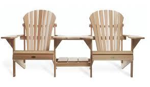 twin adirondack chair plans. Adirondack Tete A By All Things Cedar Furniture Side Set Twin Muskoka Chairs Tt Chair Plans