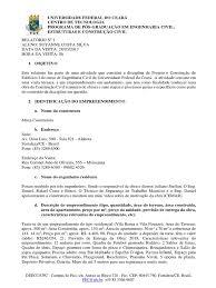 relatorio de obras construcao civil