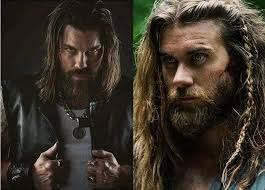 If you love to wear your beard loose and free then this is the style for you. Pin On Hairstyles