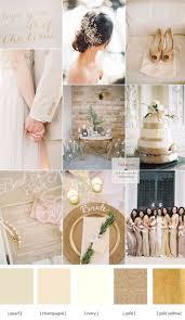 Best 25 Champagne Wedding Colors Scheme Ideas On Pinterest