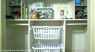 closet for baby clothes dividers printable cassidys diy