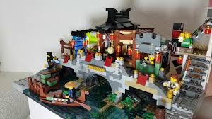 MOC: Old Bridge of Ninjago City