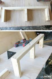 Making Floating Shelves How To Build Floating Shelves for Extra Bathroom Storage 62