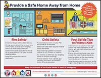 School Safety Rules Chart Safety Tip Sheets