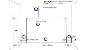 2 car garage door dimensionsStandard Garage Size  Home Inspiration Ideas