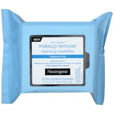 neutrogena naturals purifying makeup remover cleansing wipes 25 ct walmart