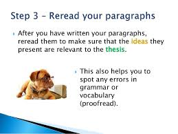 essay writing for beginners part  7