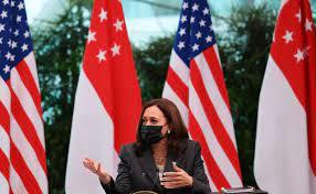 Kamala Harris accuses China of using ...