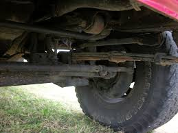 Are my leaf springs shot? (pics) - YotaTech Forums