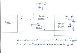 ac ammeter wiring diagram ac image wiring diagram the nimh battery problems and cures v is for voltage electric on ac ammeter wiring diagram