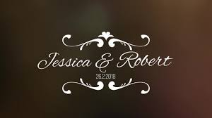 Wedding Title Wedding Titles V3 Premiere Pro Templates Motion Array