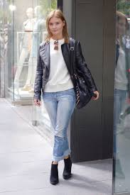 although many women don t mind sporting a more masculine look with their biker jacket others prefer a more feminine look when wearing their jackets