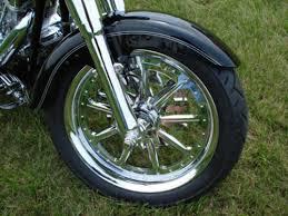 dna black billet headlight parts for harley choppers springer old