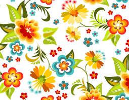 colorful flower patterns. Exellent Colorful Floral  GraphicsKeepercom To Colorful Flower Patterns Y