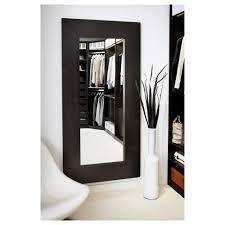 Ikea Mongstad Mirror Mongstad Mirror Black Brown 94x190 Cm Ikea