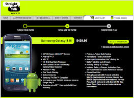 The Galaxy S III Is StraightTalk s First LTE Phone Available Now
