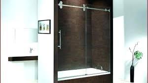 full size of glass shower door sweep bottom seal parts doors amazing bathtub co regarding