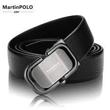 ซ อท ไหน men s belt luxury cowhide genuine leather belt men vintage masculine soft belt automatic buckle ceinture pour homme mp0301p ในประเทศไทย