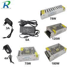 1 x AC 110V <b>220V</b> DC 12V 2A 3A 5A 6A <b>Adapter Lighting</b> ...