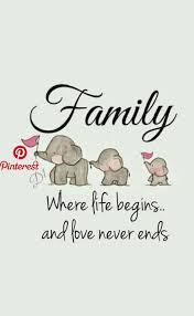 Mit Der Gründung Einer Familie Beginnt Ein Neues Leben Und Die