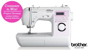 Limited Edition Project Runway Sewing Machine