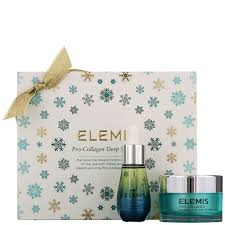 elemis pro collagen deep sea duo gift set