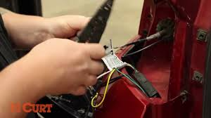 curt trailer wiring installation on lincoln mkx curt 56160 trailer wiring installation on lincoln mkx