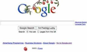 Rt @alberteinsteinn two things are infinite: Google Celebrates Isaac Newton S Birthday With A Falling Apple Google Doodle The Guardian