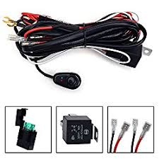 12v led switch box u box 12v 40a off road led light bar on off power switch relay wiring