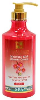 <b>Крем для душа</b> Health & Beauty Orchid — купить по выгодной ...
