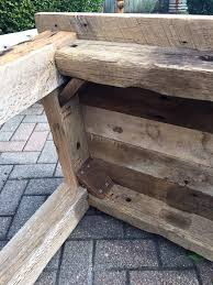 This barn wood can be re-purposed for many furnishing aims like we have  achieved this DIY reclaimed barn wood coffee table. This large and spacious  coffee ...