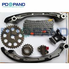 1TR 1TRFE 1TR FE Engine Timing Chain Gear Tensioner Kit for Toyota ...