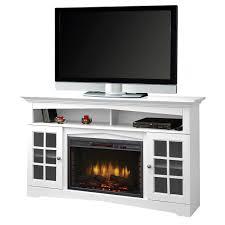 muskoka huntley 59 media electric fireplace white