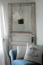 ideas to decorate with old doors just bcause
