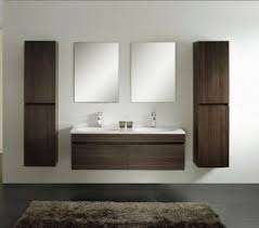 modern bathroom double sinks. Contemporary Double Sink Bathroom Vanity M1201 Modern Sinks