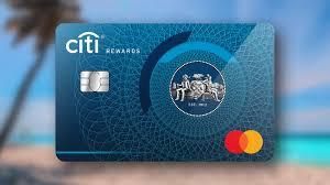 citi rewards mastercard credit card