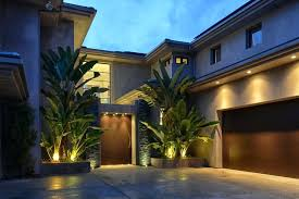 plants modern luxury home ideas perfect outdoor wall lights led inside fireplace over