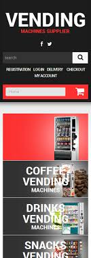 Vending Machine Website New Vending Machines Website Templates WordPress Template 48