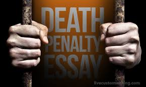 death penalty essay should it be abolished