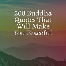 200 Buddha Quotes That Will Make You Peaceful Quote Oye