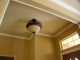 Installing Crown Molding Light Decor