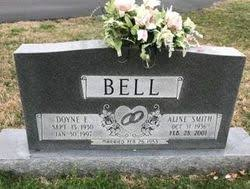 Aline Smith Bell (1936-2001) - Find A Grave Memorial
