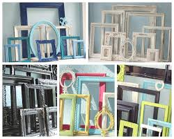 how to refinish old picture frames